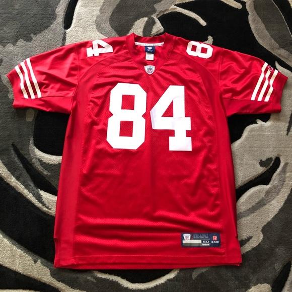 more photos 866e1 6f6fe San Francisco 49ers Randy Moss home jersey